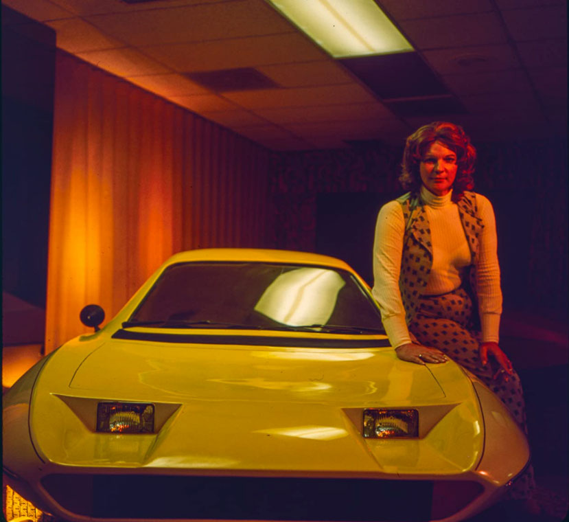 Elizabeth Carmichael and Dale Car