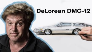 Chip Foose takes the Delorean back to an alternate future – Ep. 17