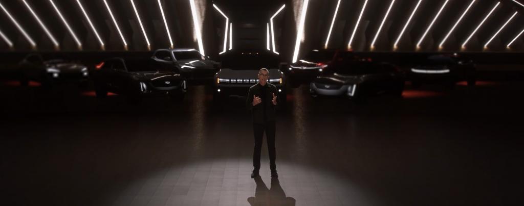 GM upcoming EVs