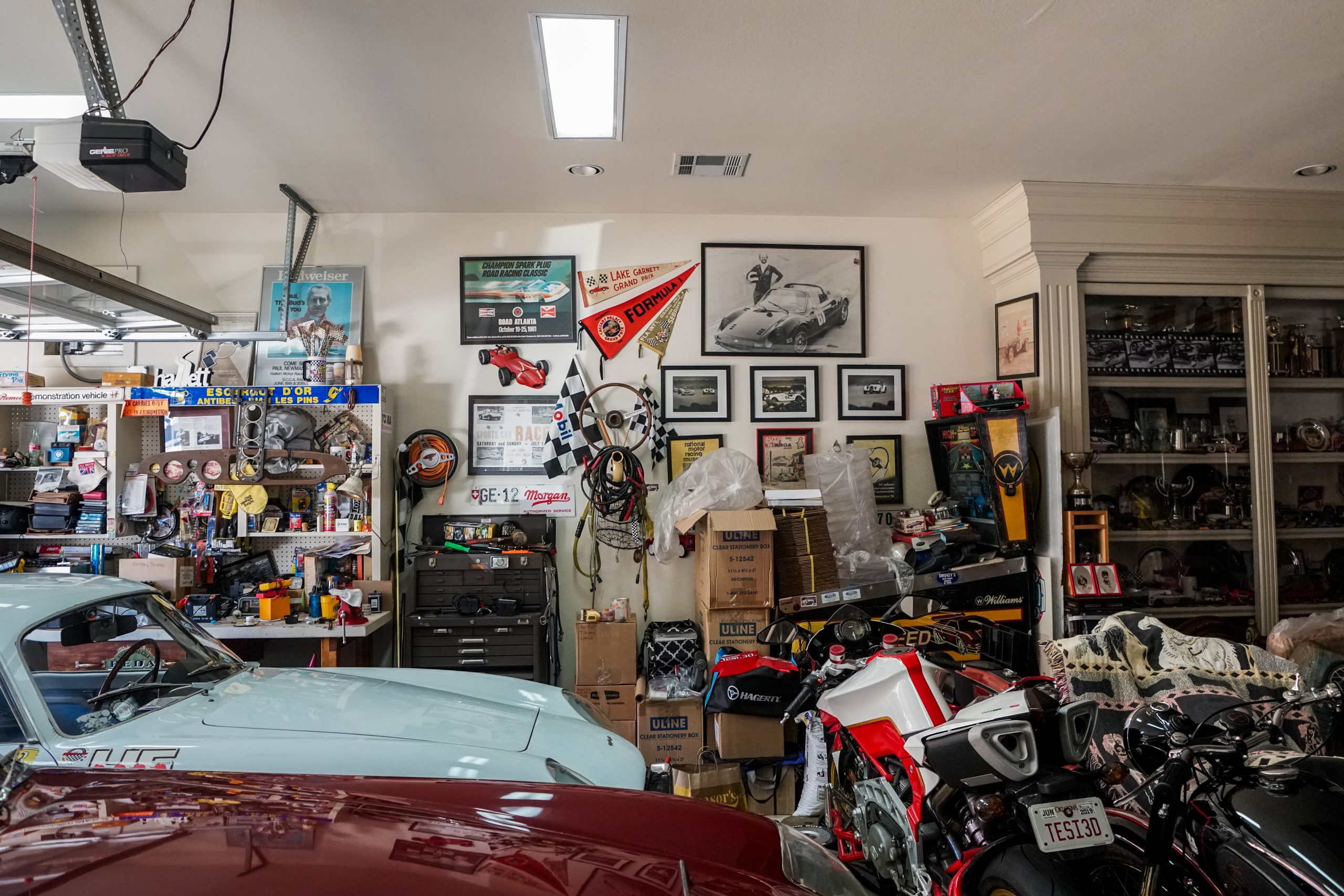 toly arutunoff garage