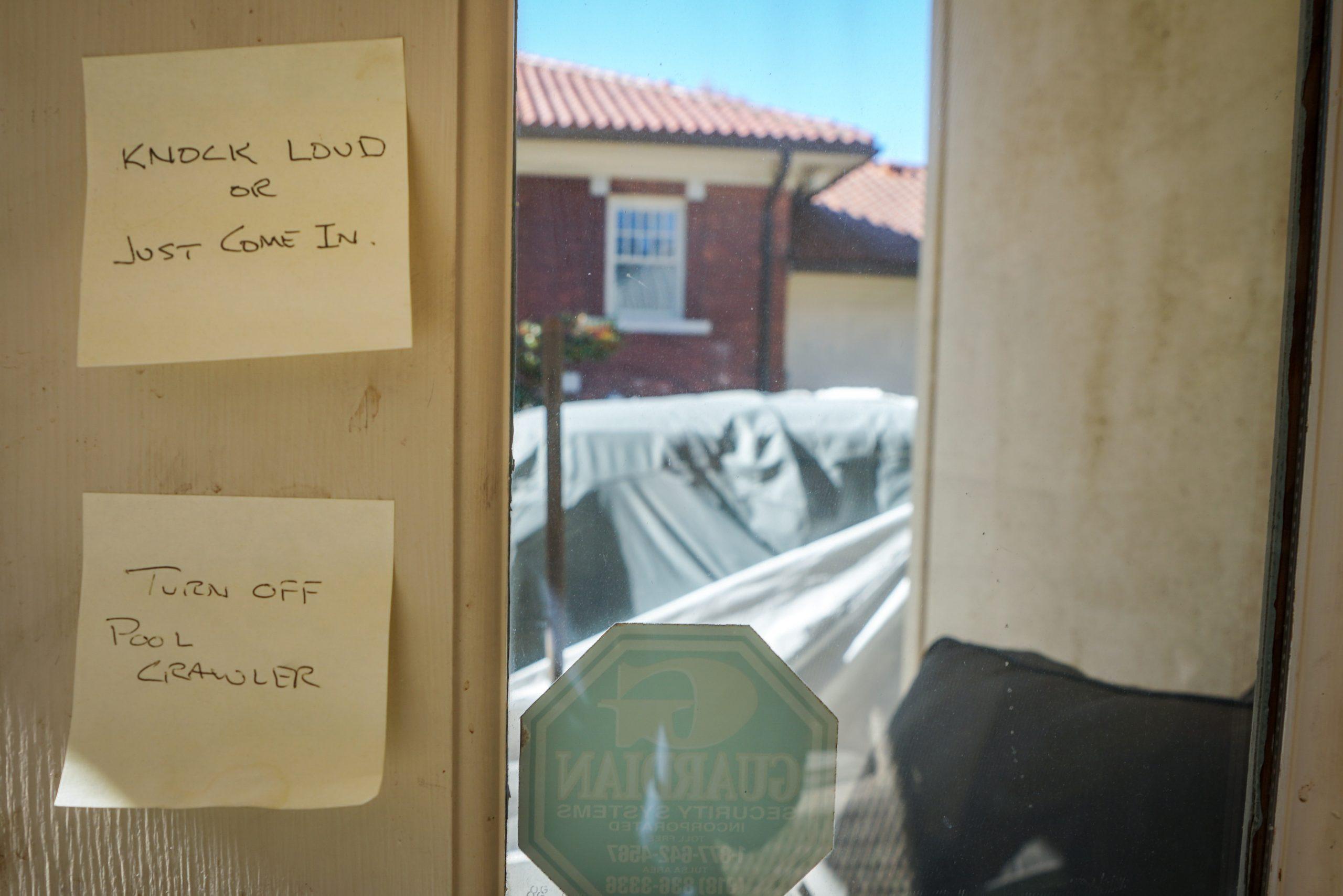 toly arutunoff garage side door