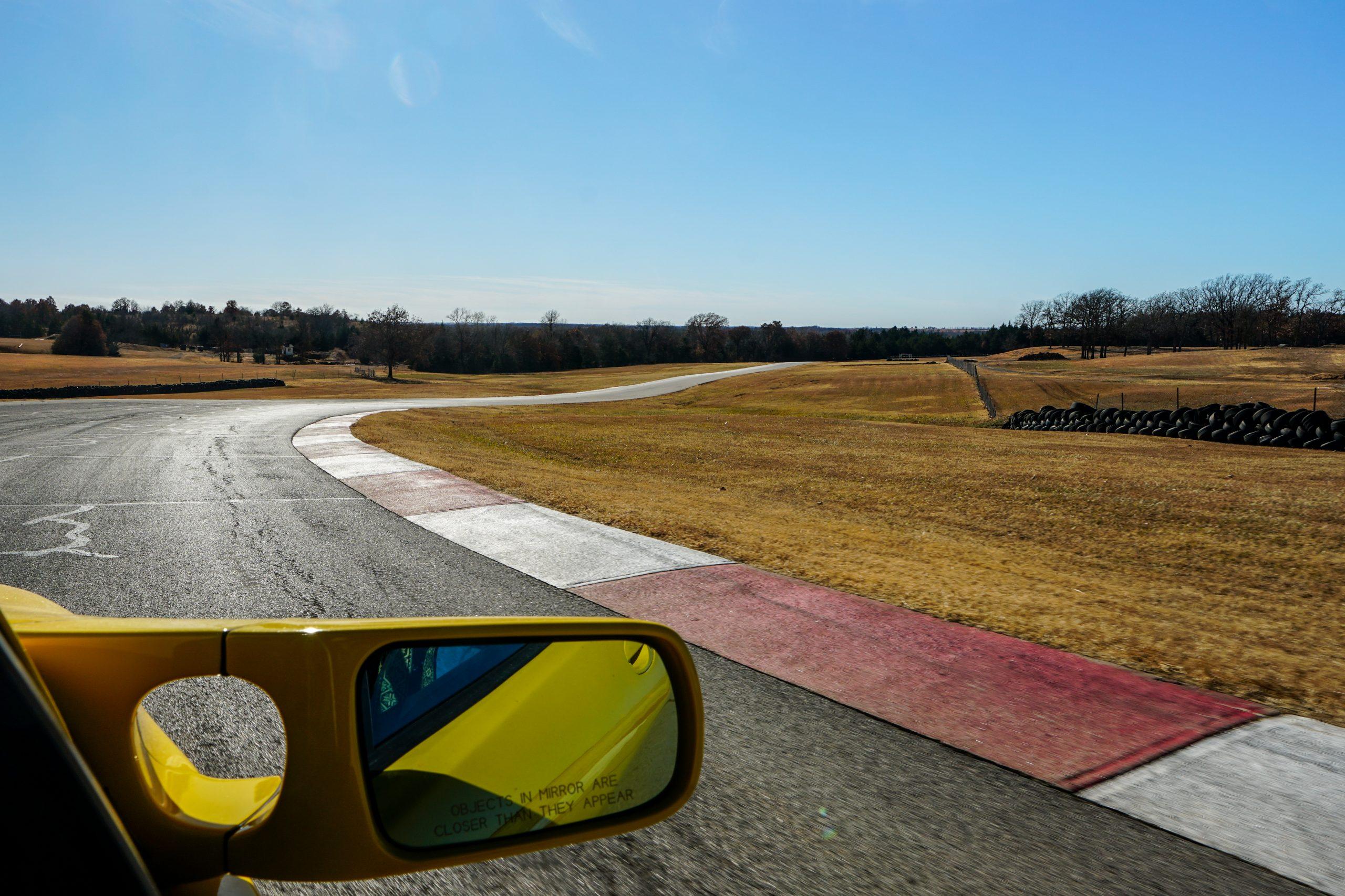 Hallett Motor Racing Circuit oklahoma toly arutunoff