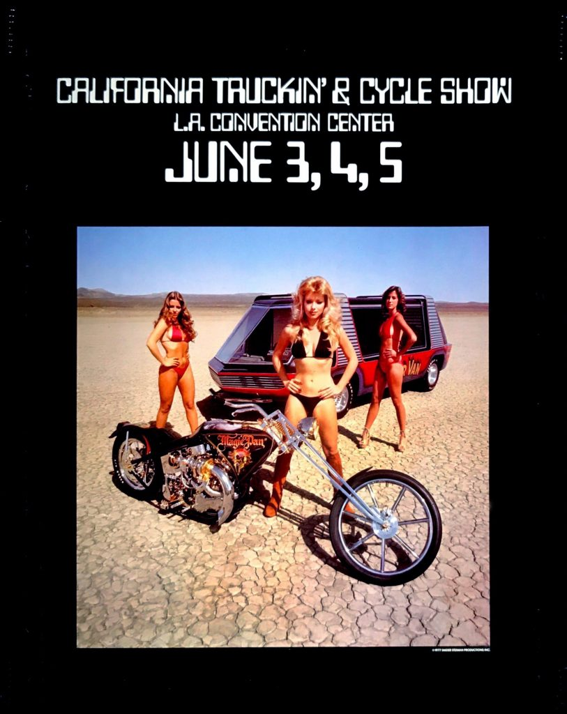 Hollywood Legends California Truck Cycle Show