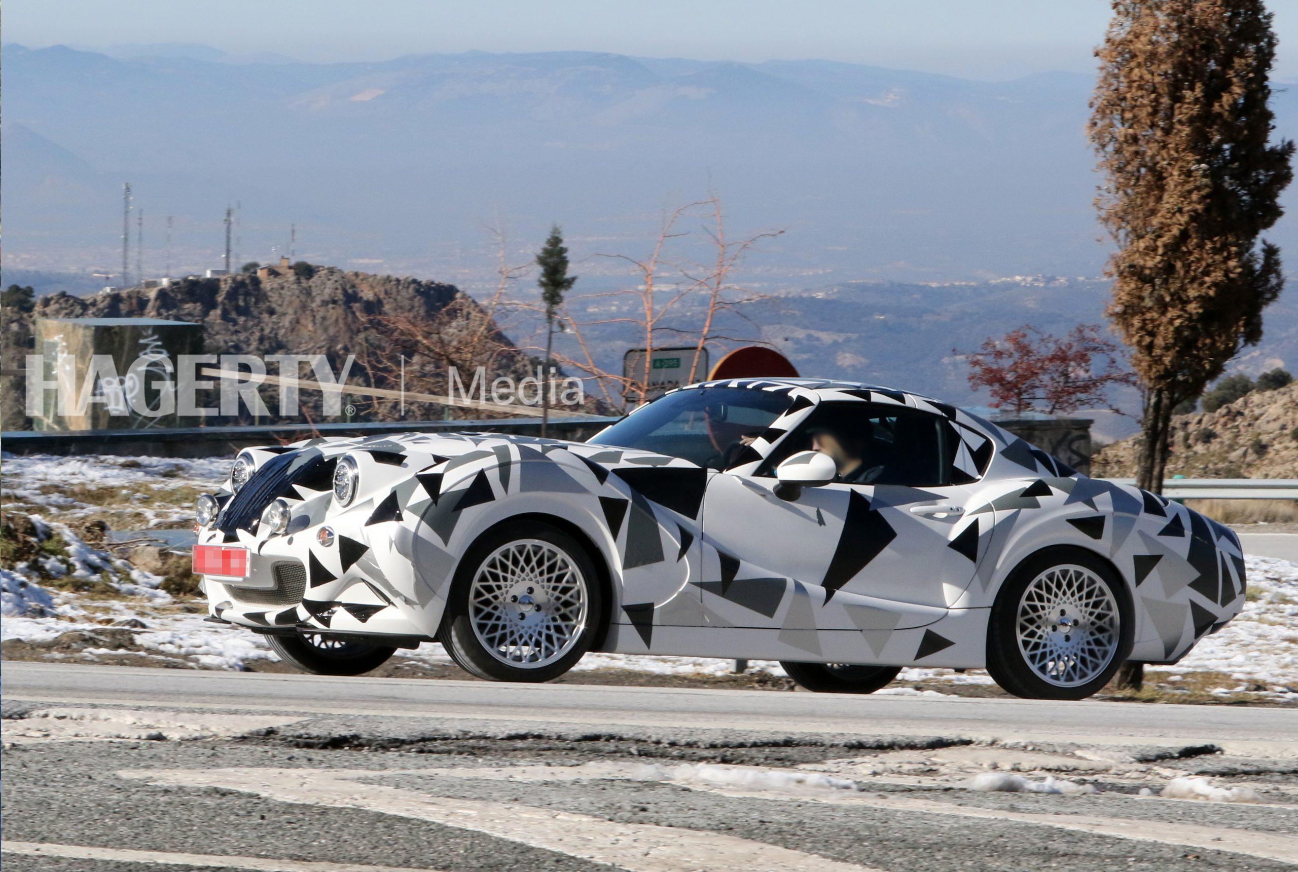 Hurtan Concept Sports Car