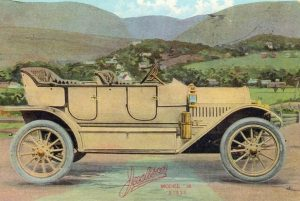 Jackson Model 38 in period
