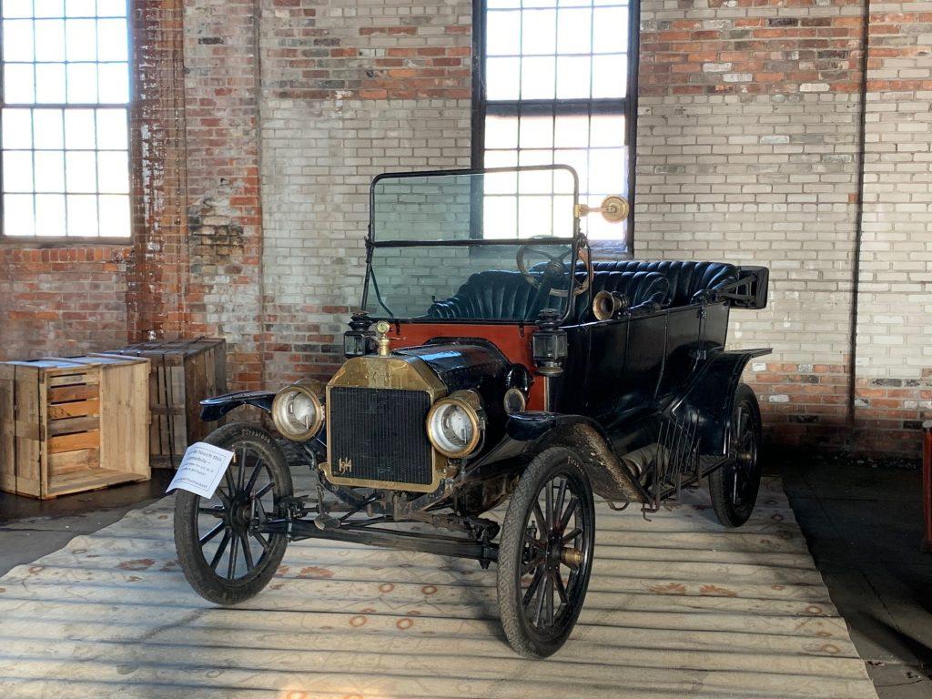 Jaxon Auto Museum - Ford Model T