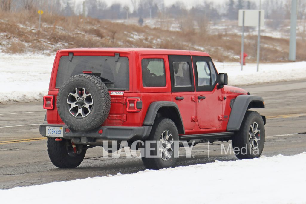 Jeep Wrangler Unlimited Half Doors