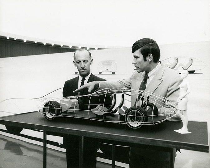 Jerry Wiegert - As a young GM designer