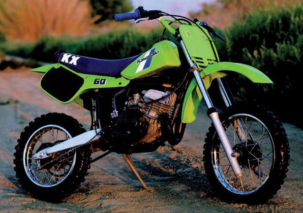Kawasaki KX60 KX80