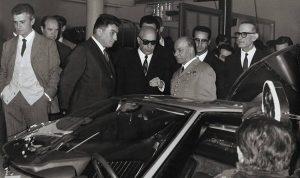 Lamborghini Businessmen world leaders unknown