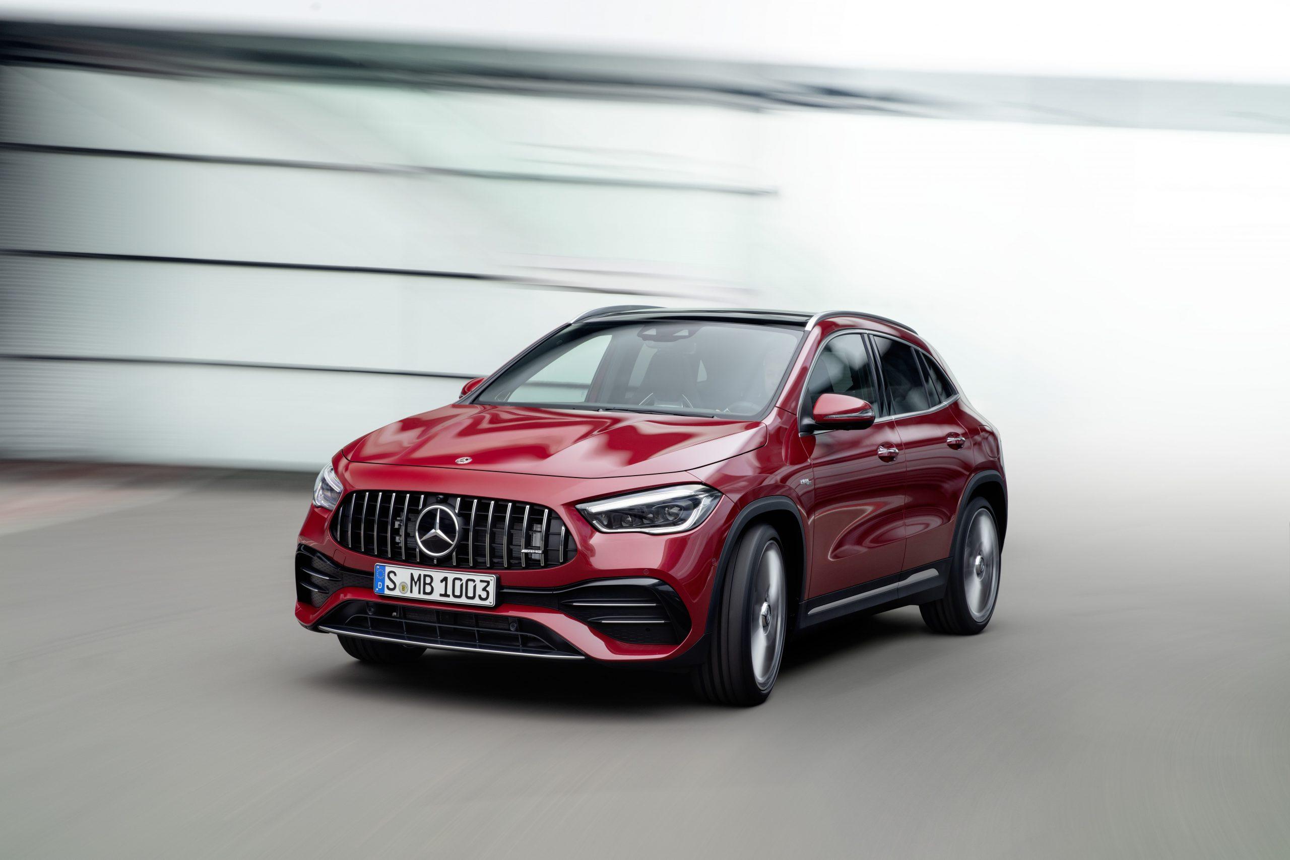 Mercedes-AMG GLA 35 4MATIC , 2019