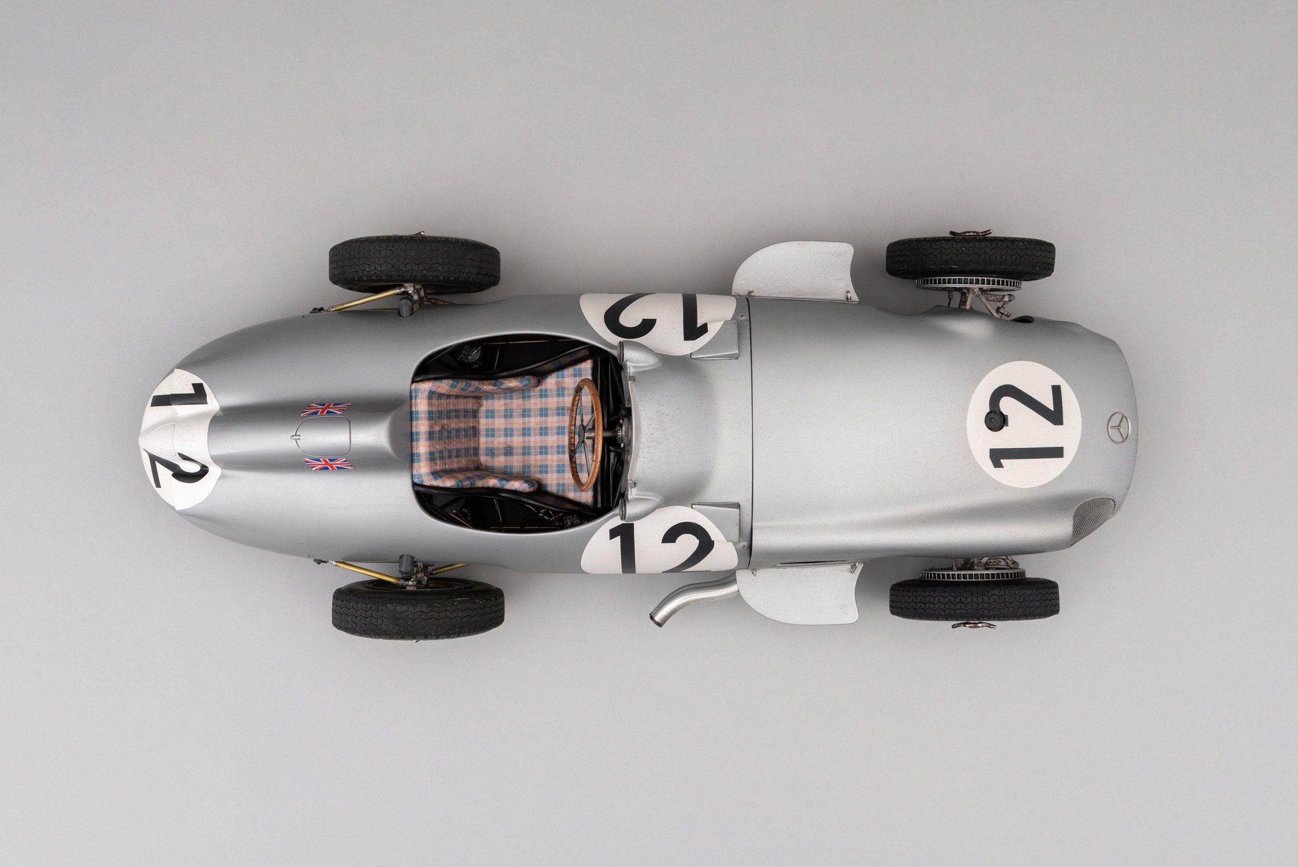 Amalgam Collection Stirling Moss W196 6