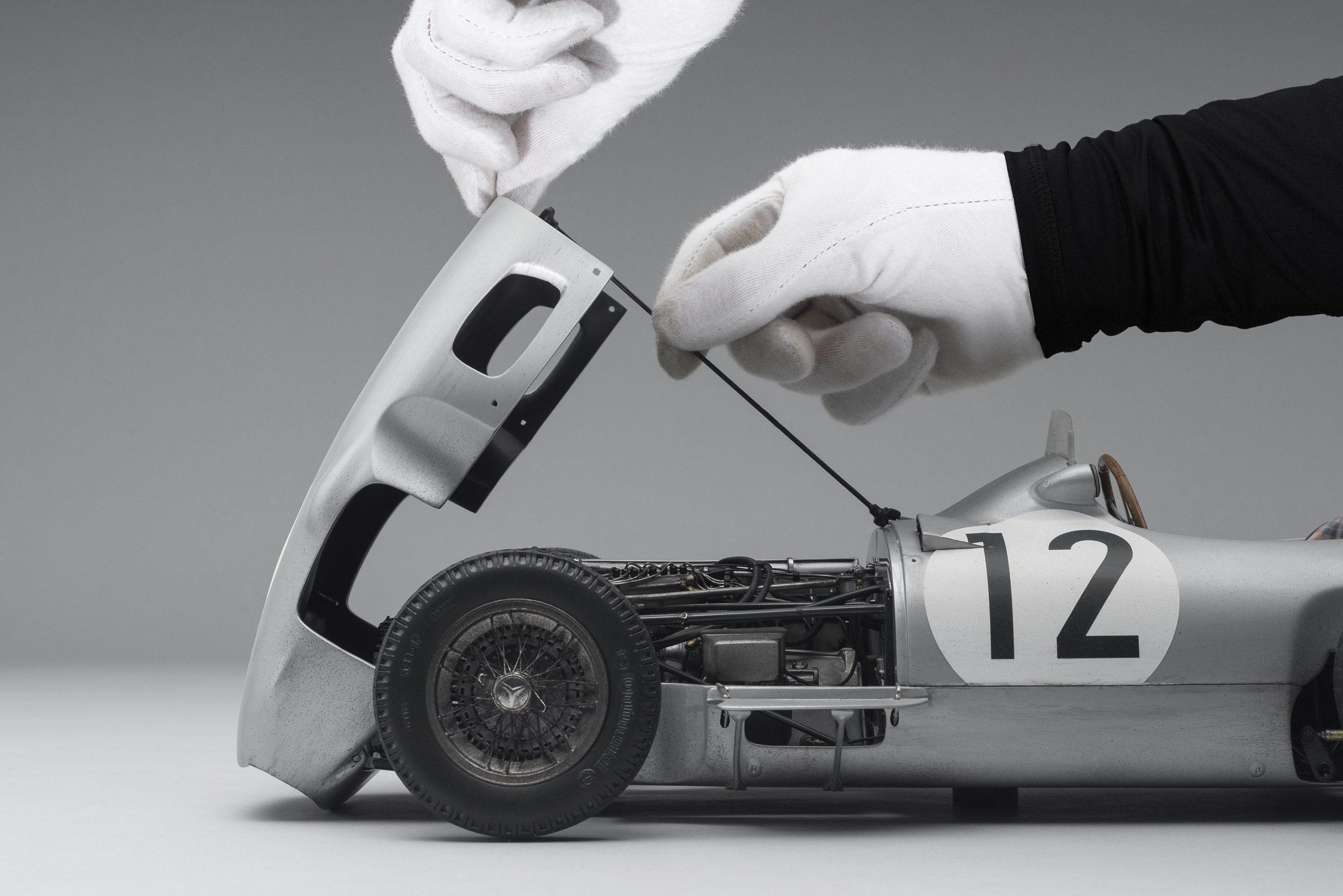 Amalgam Collection Stirling Moss W196 4