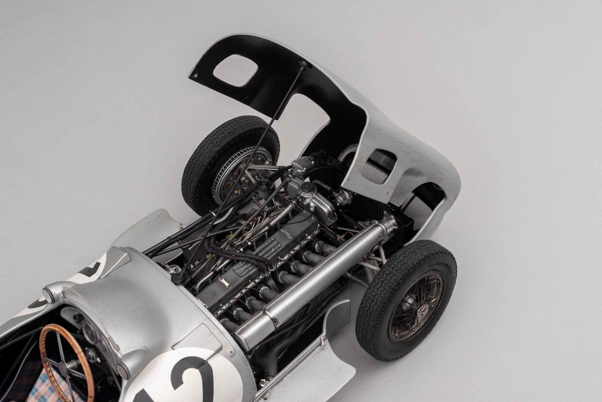 Amalgam Collection Stirling Moss W196 3