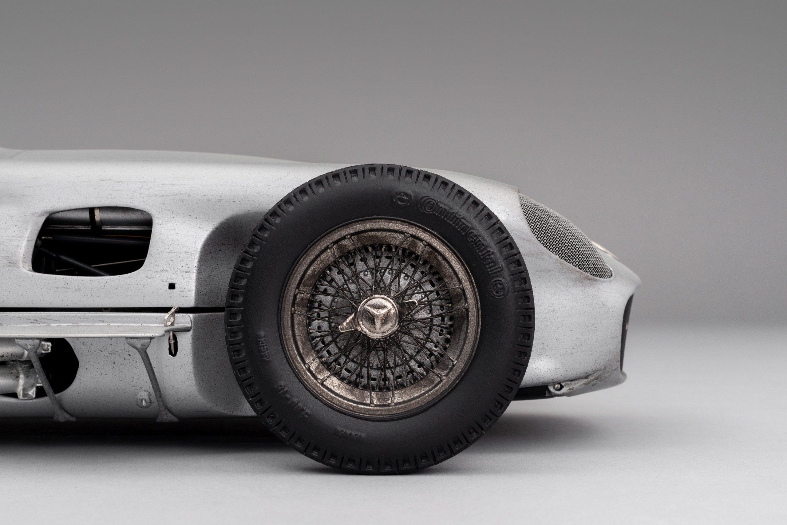 Amalgam Collection Stirling Moss W196
