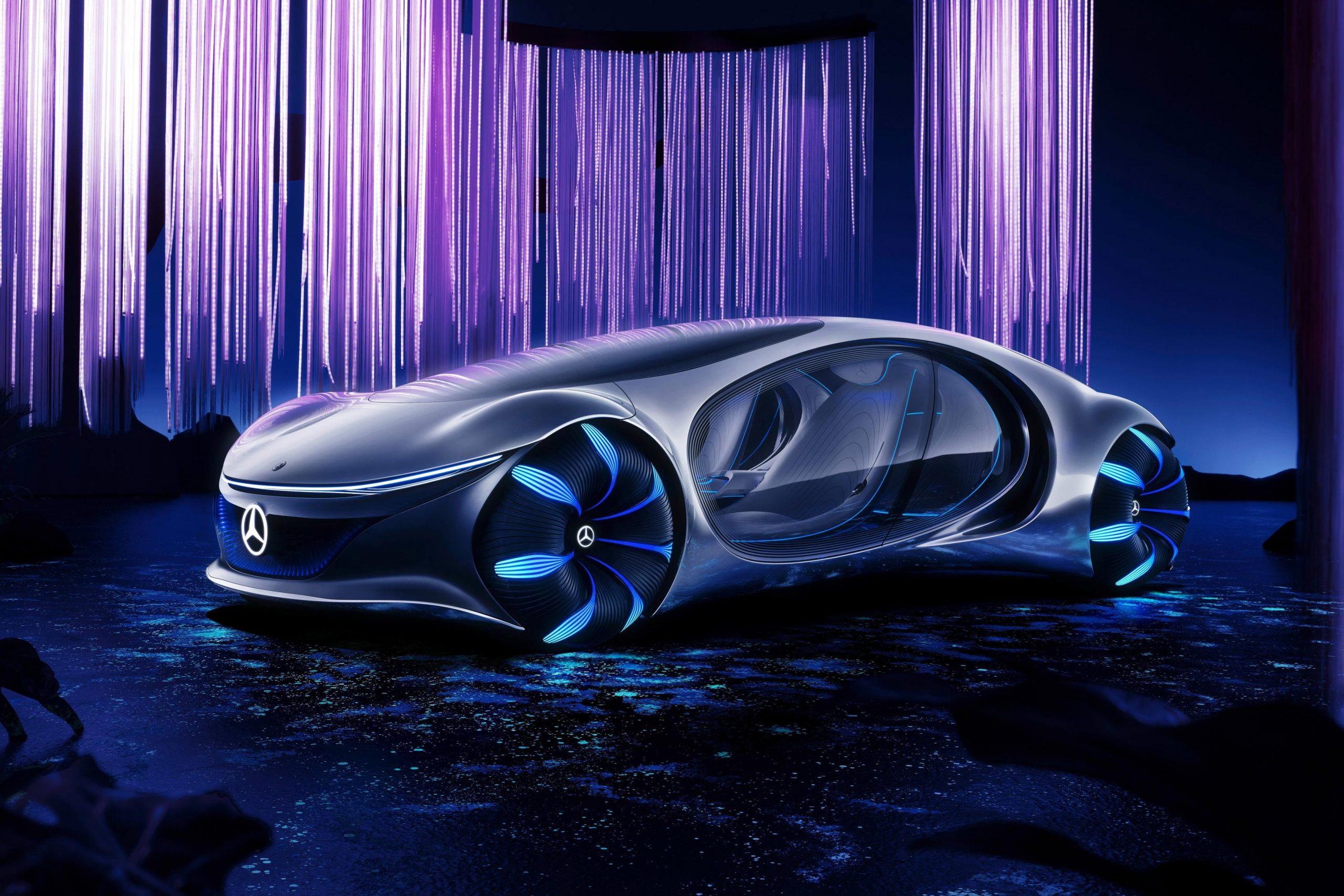 Mercedes-Benz Vision ATR