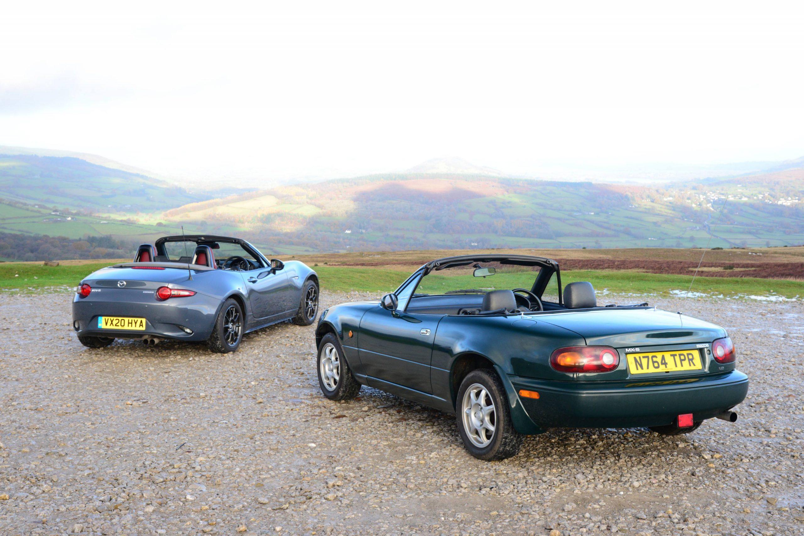 Mazda MX-5 and MX-5 R-Sport