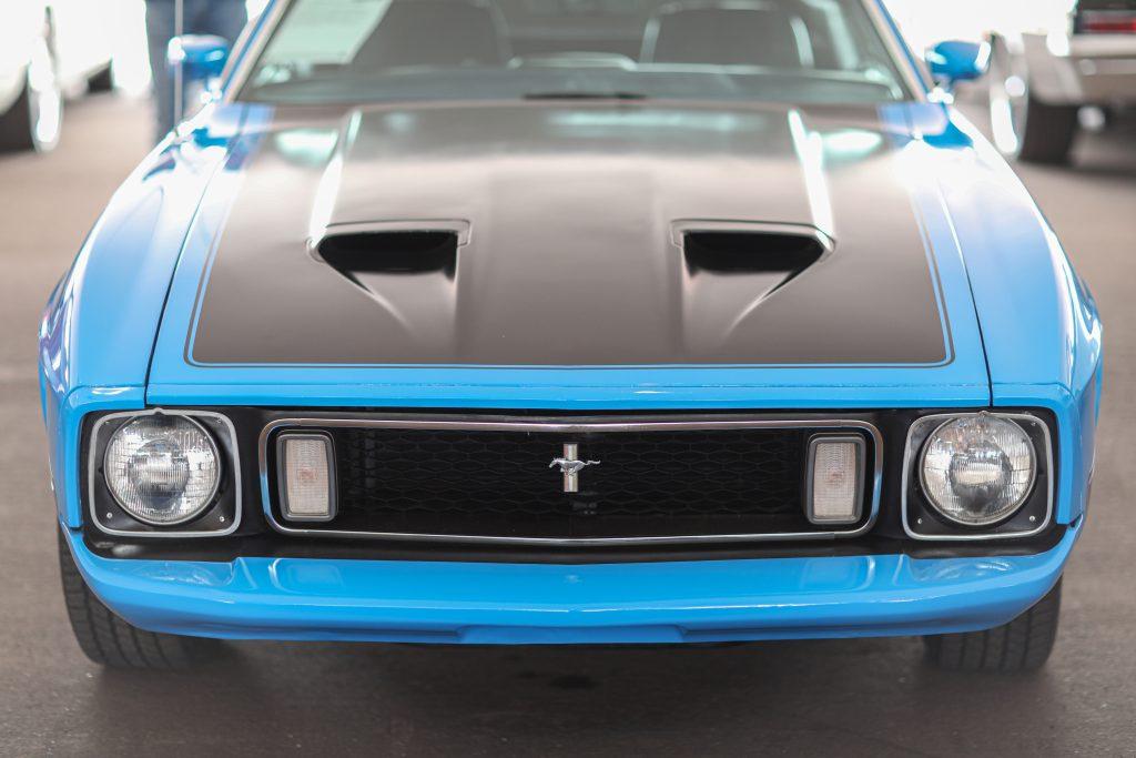 1974 Mustang Mach 1
