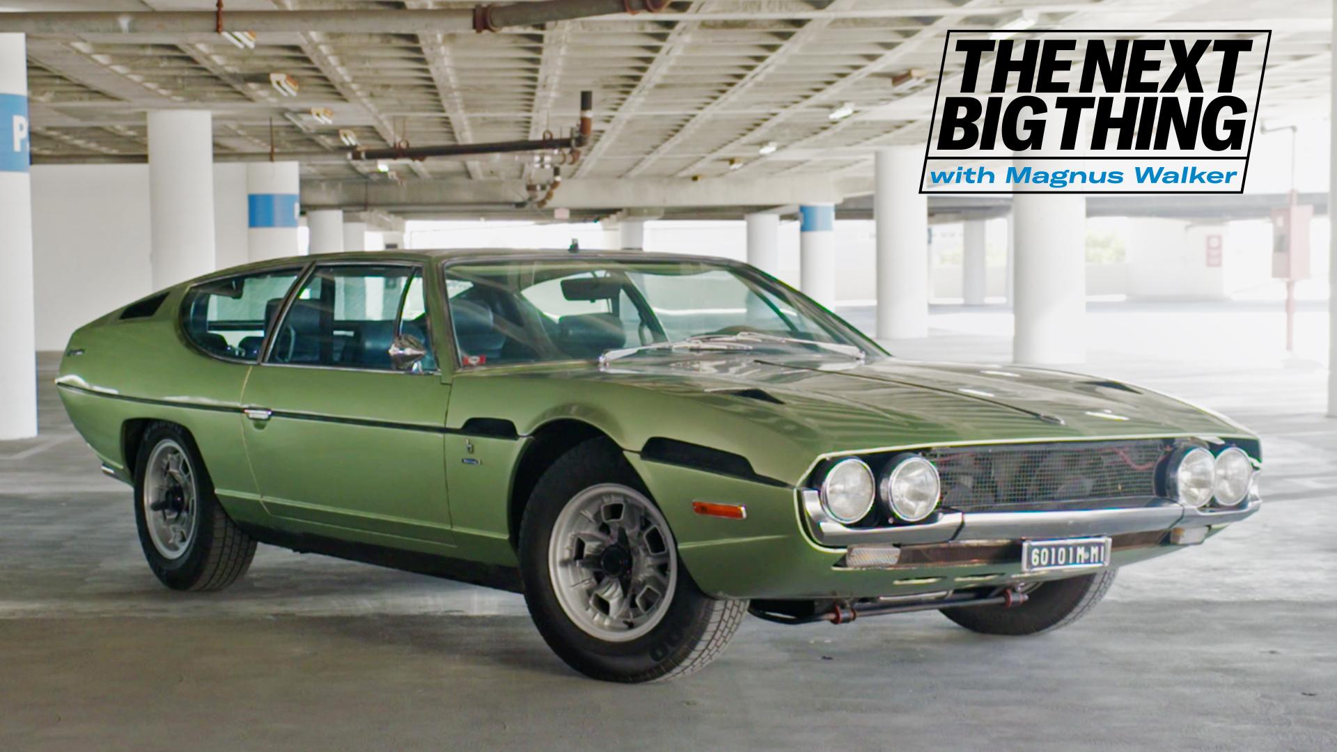 The Next big thing Lamborghini Espada and Ferrari 308 GT4