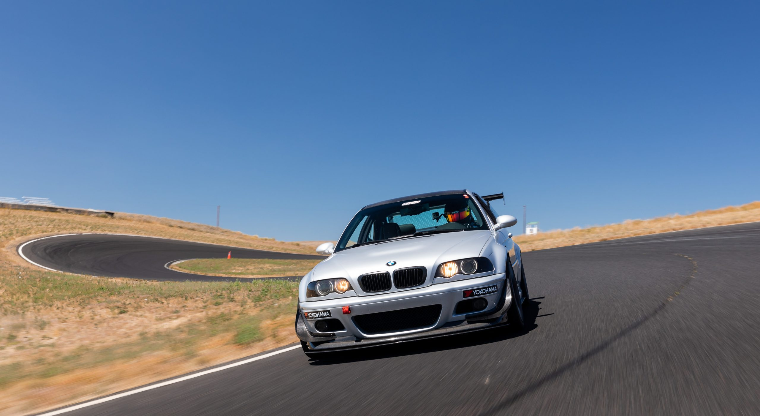 bmw track action