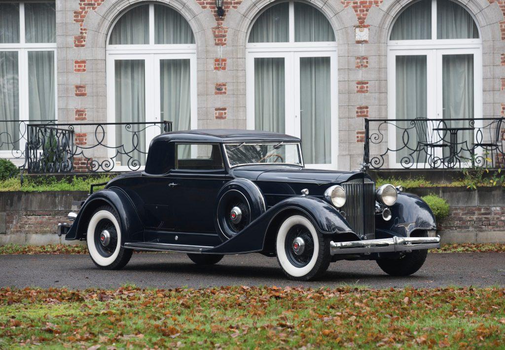 Packard Series 1101 Eight front three-quarter
