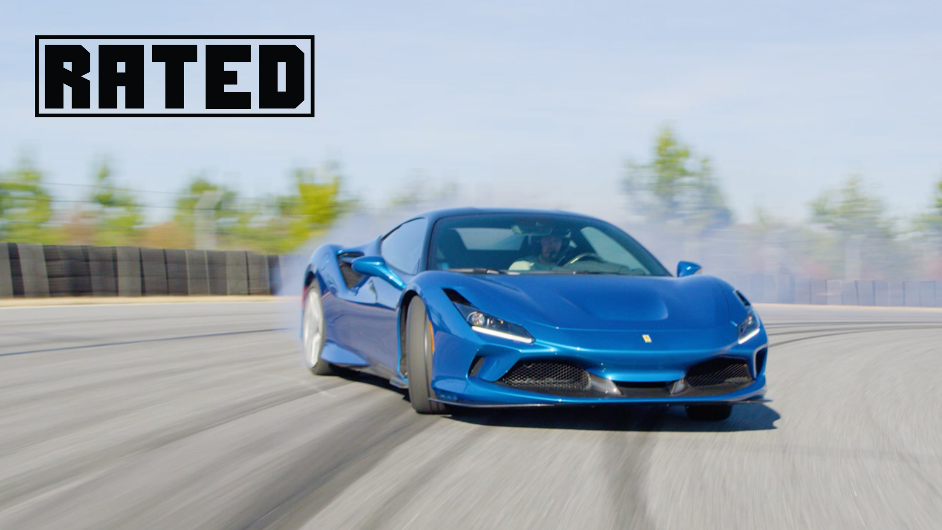 Rated 2020 Ferrari F8