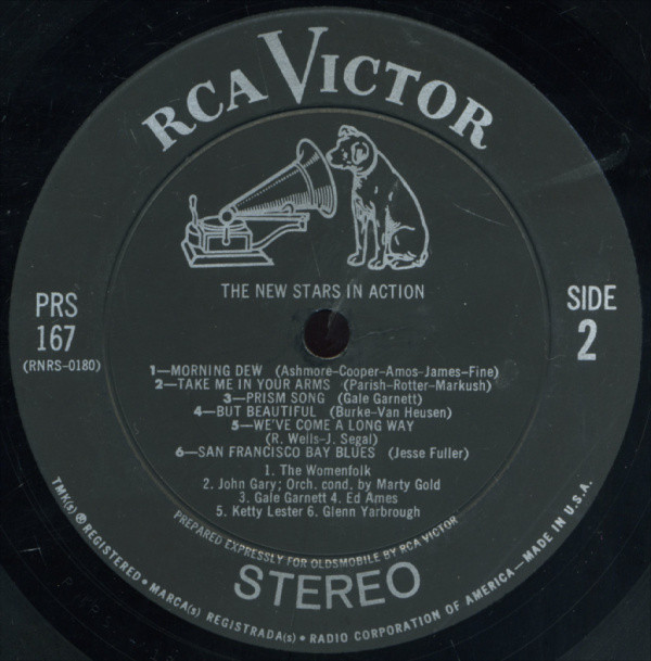 RCA Victor Disk 2