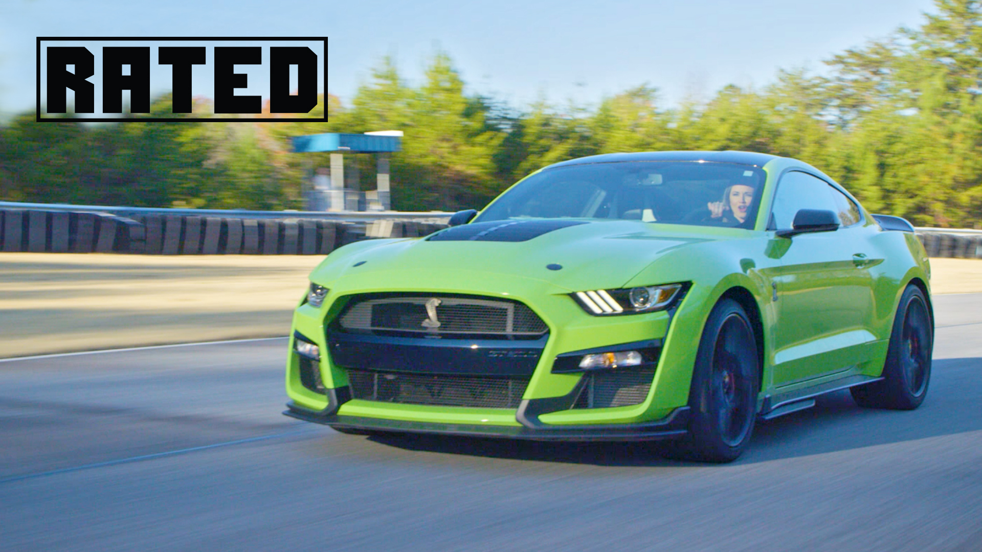 Rated episode 2 Ford Mustang GT500