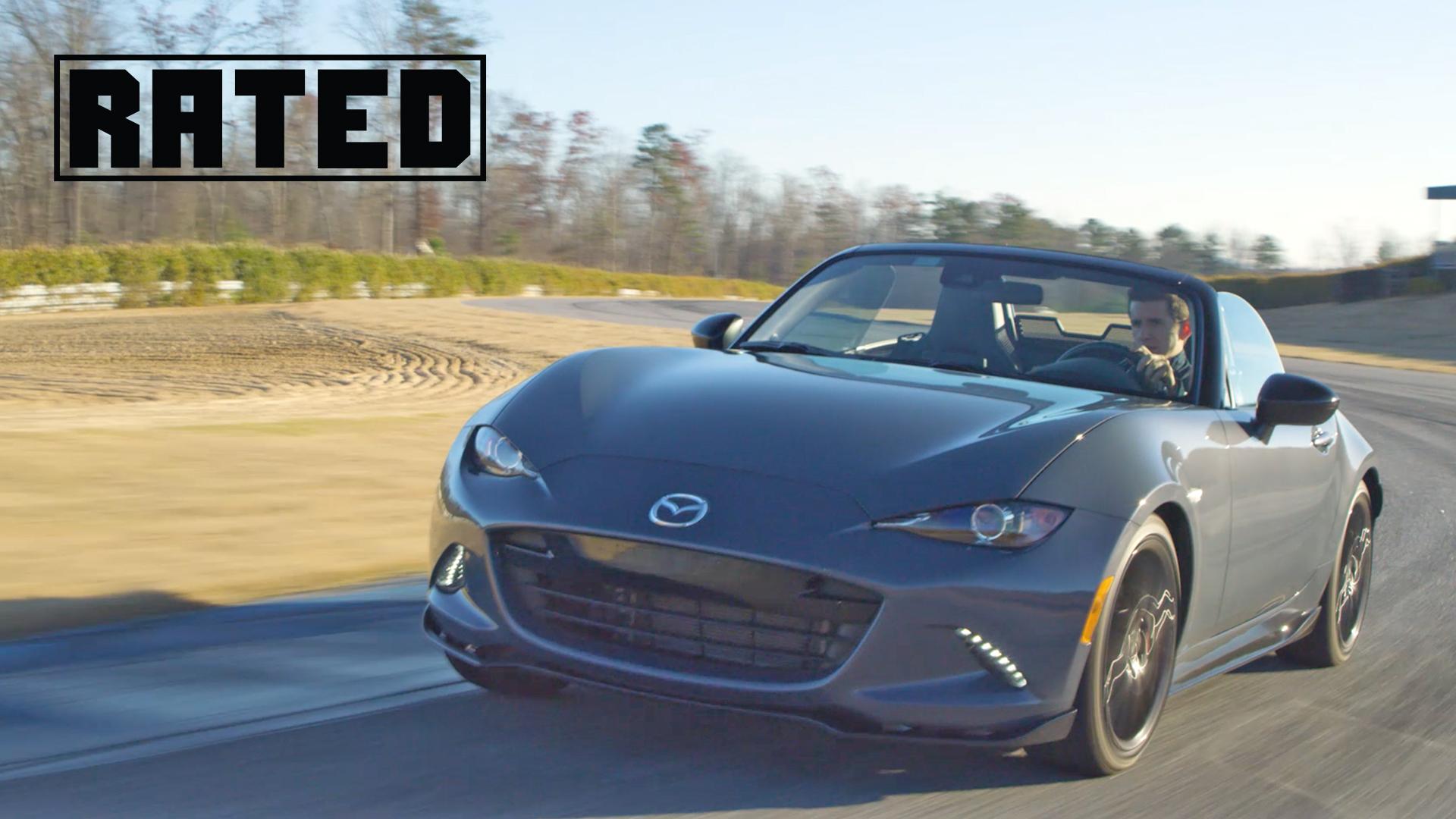 Rated Mazda Miata