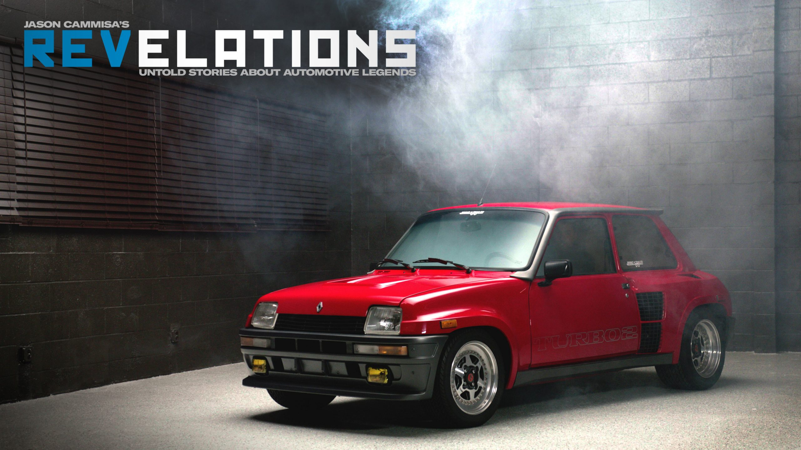 Revelations R5 Turbo