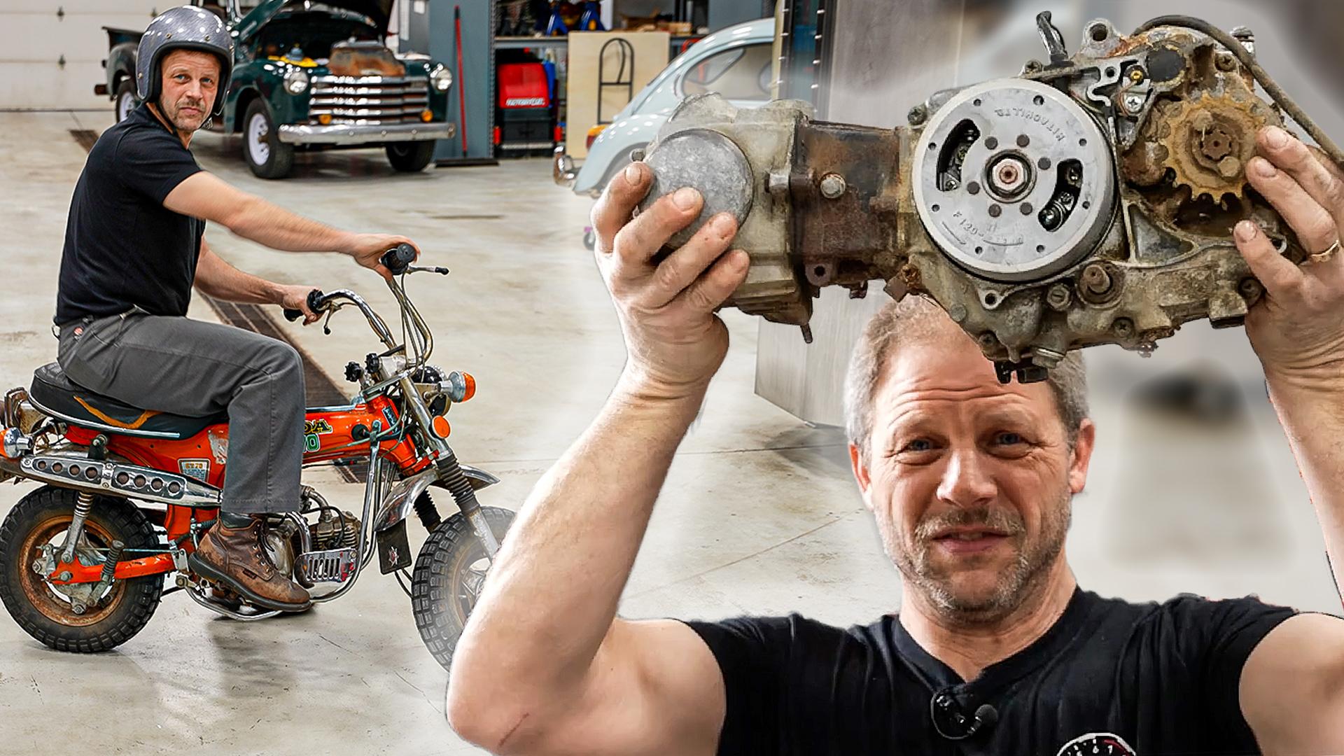 Redline Rebuild Update Honda Motorcycle