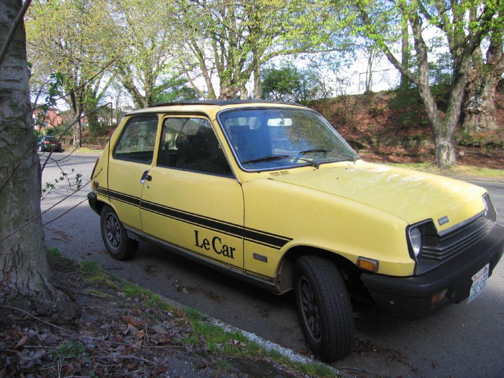 Renault 5-Le_Car