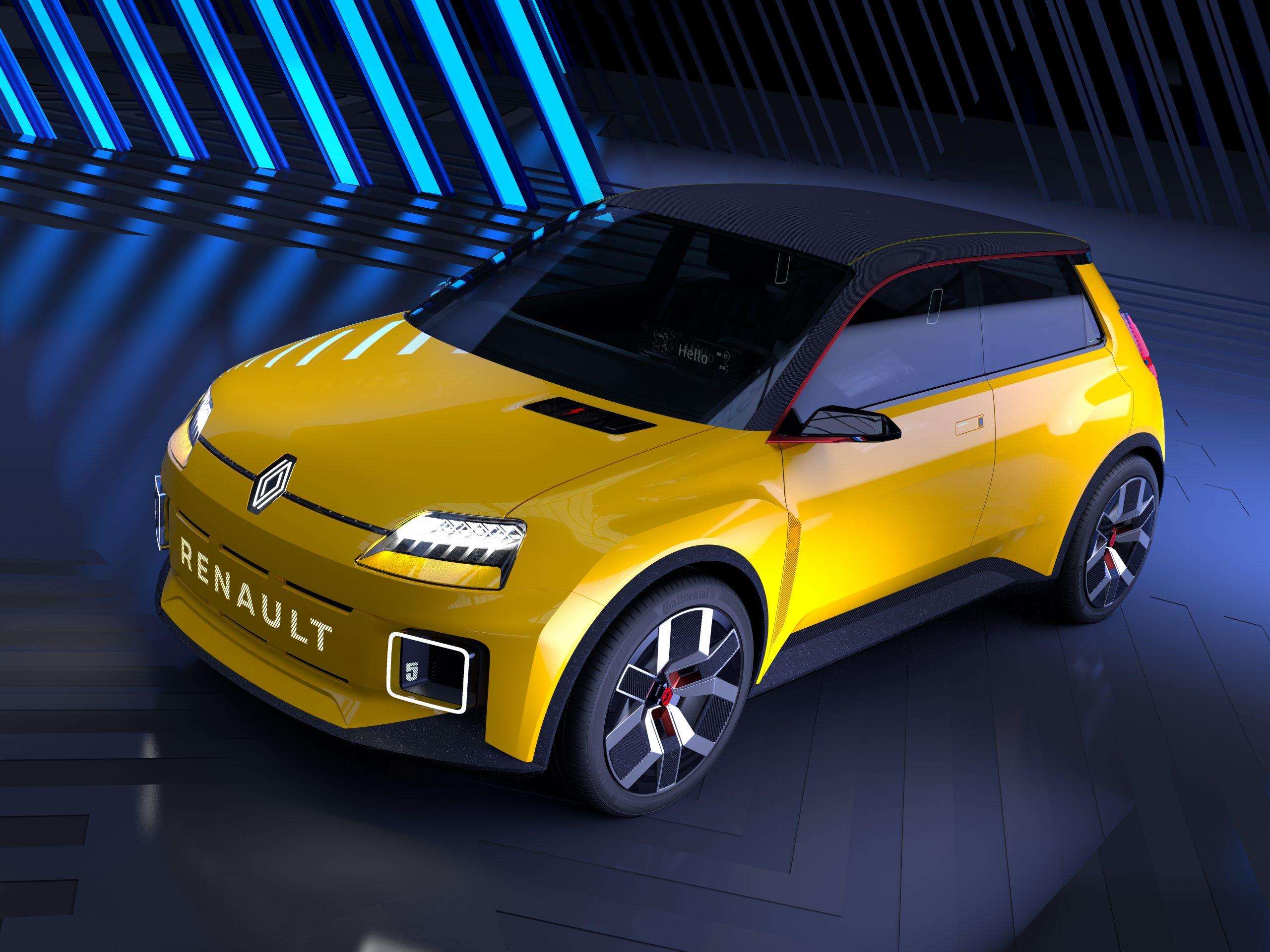 Renault 5 Prototype 1