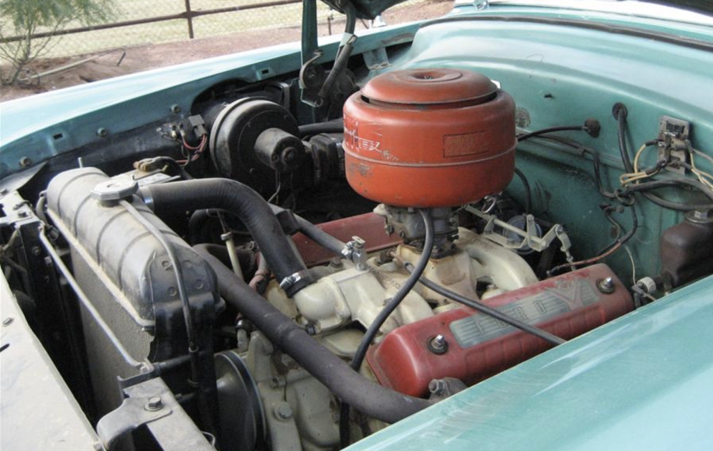 1954 Ford Y-Block V-8