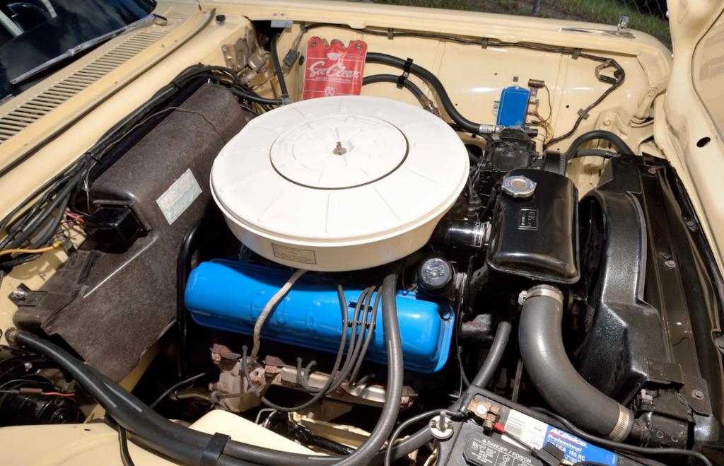 1959 Ford Thunderbird MEL V-8