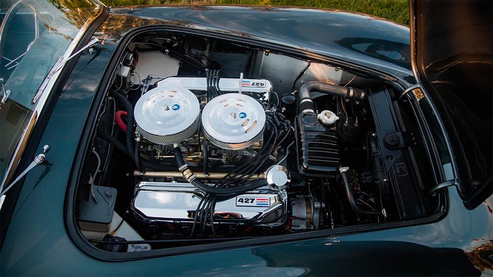 shelby cobra engine 427