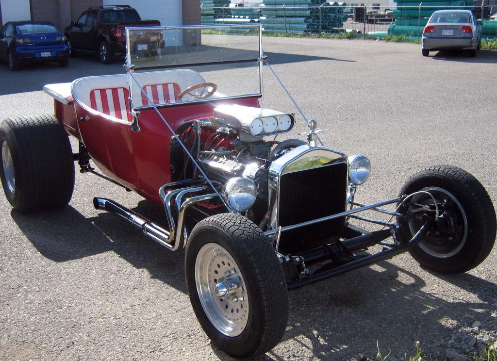 Siegel - My surprising infatuation with a track T roadster - T-bucket