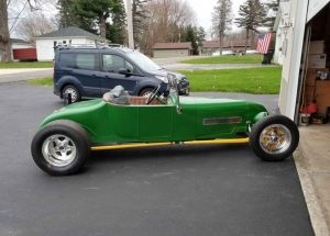 Siegel - My surprising infatuation with a track T roadster - TTR p2