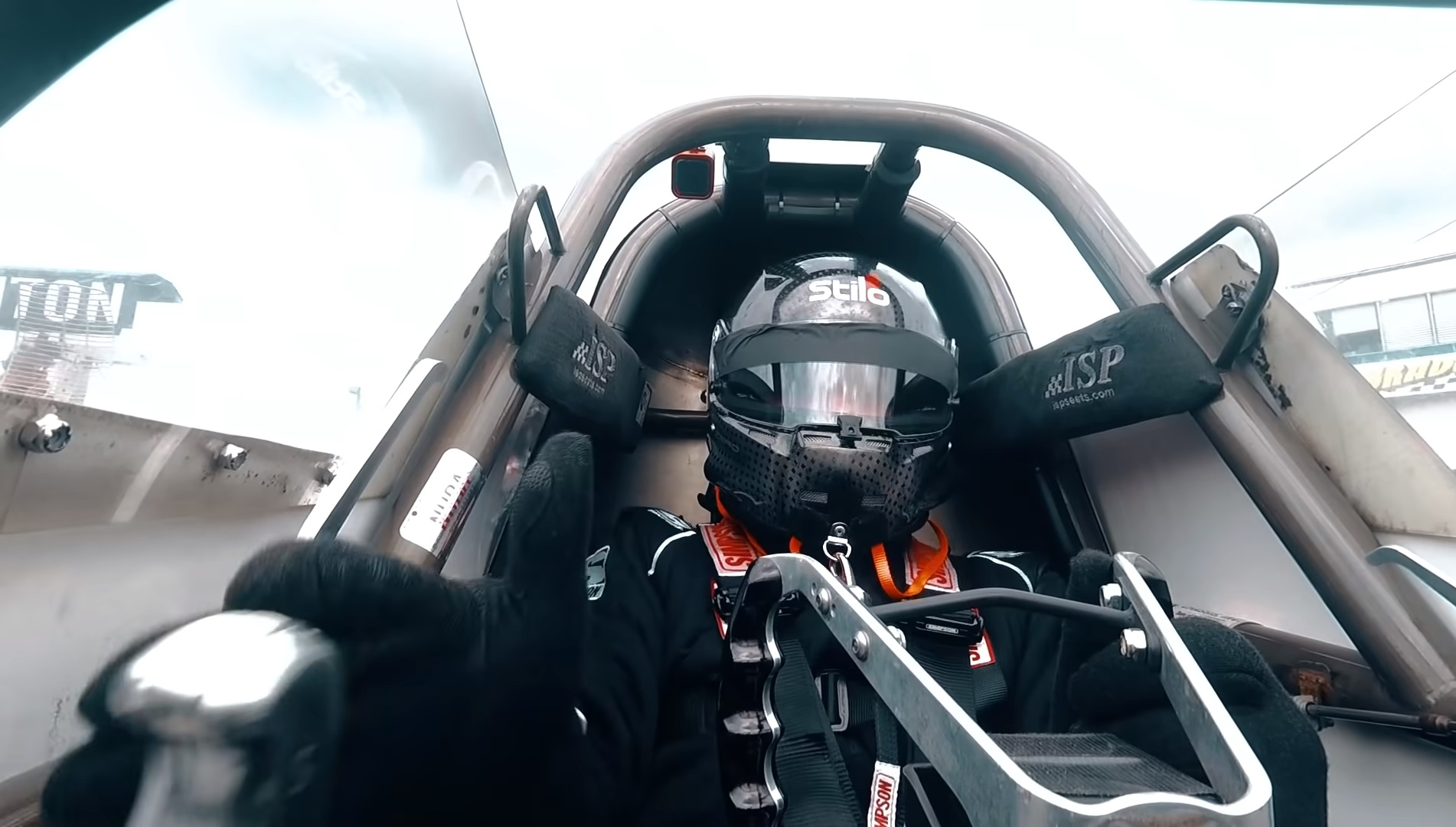 Tony Stewart's latest challenge: Frank Hawley's Drag Racing School