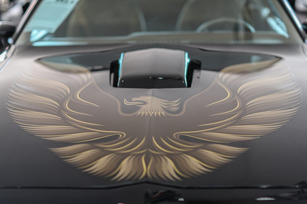 Trans Am Hood Scoop