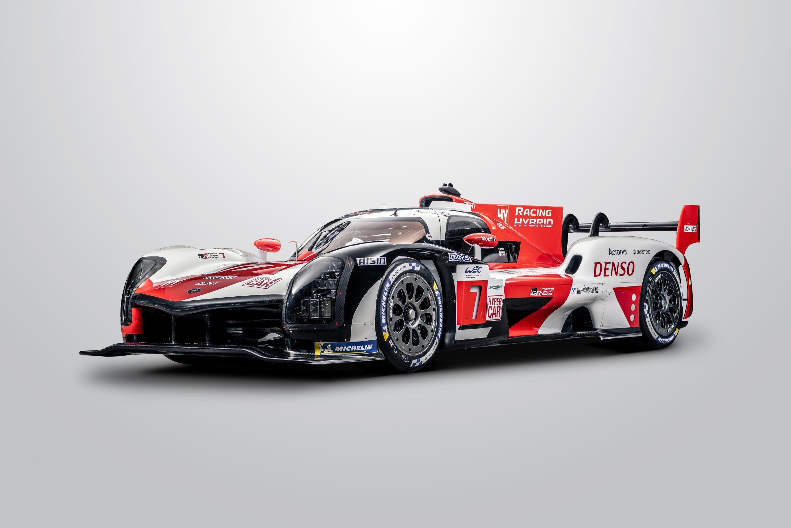 Toyota Gazoo Racing GR010