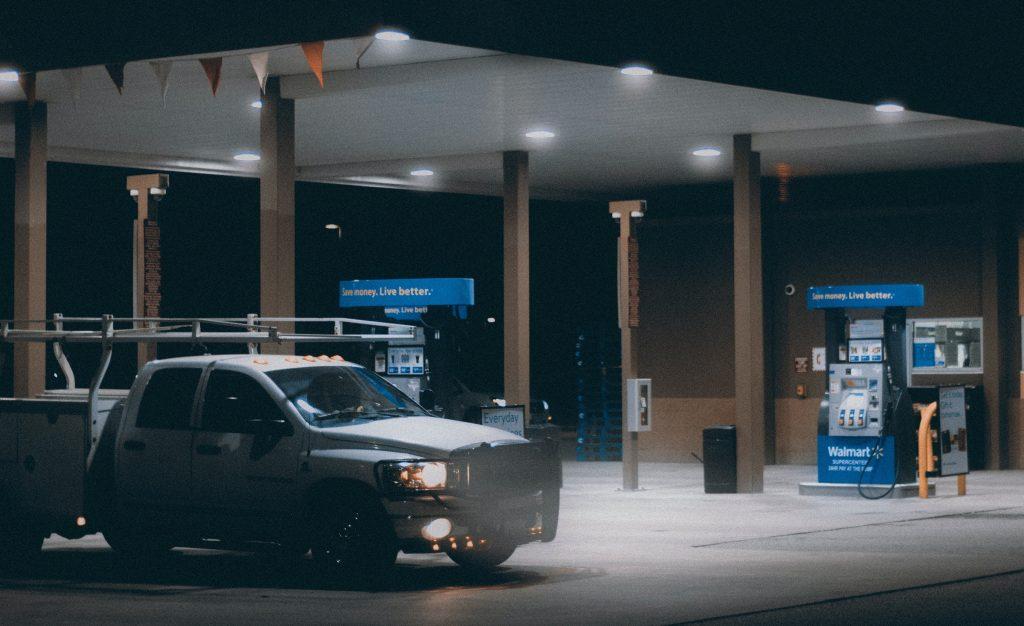 Walmart Gas Station Pumps