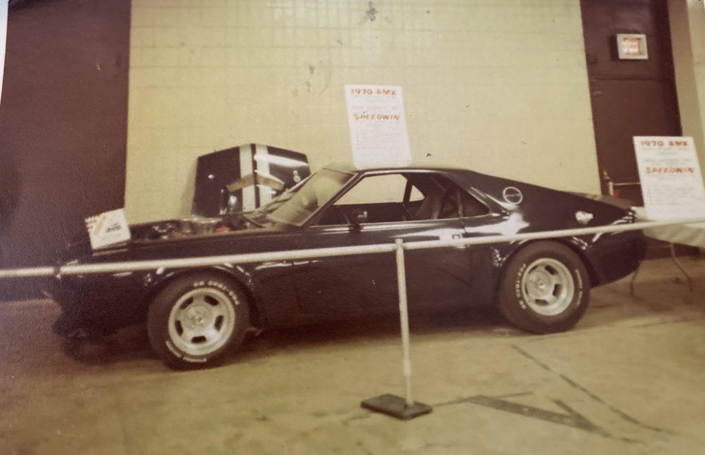 amx scca 1970 racing vintage