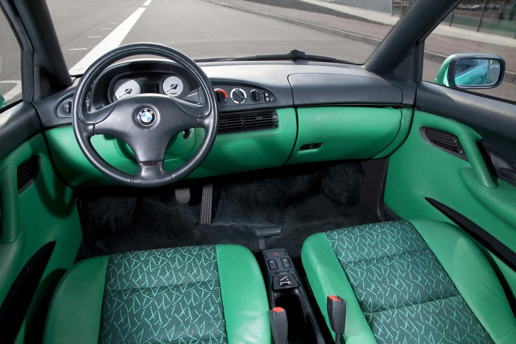 BMW E1 concept