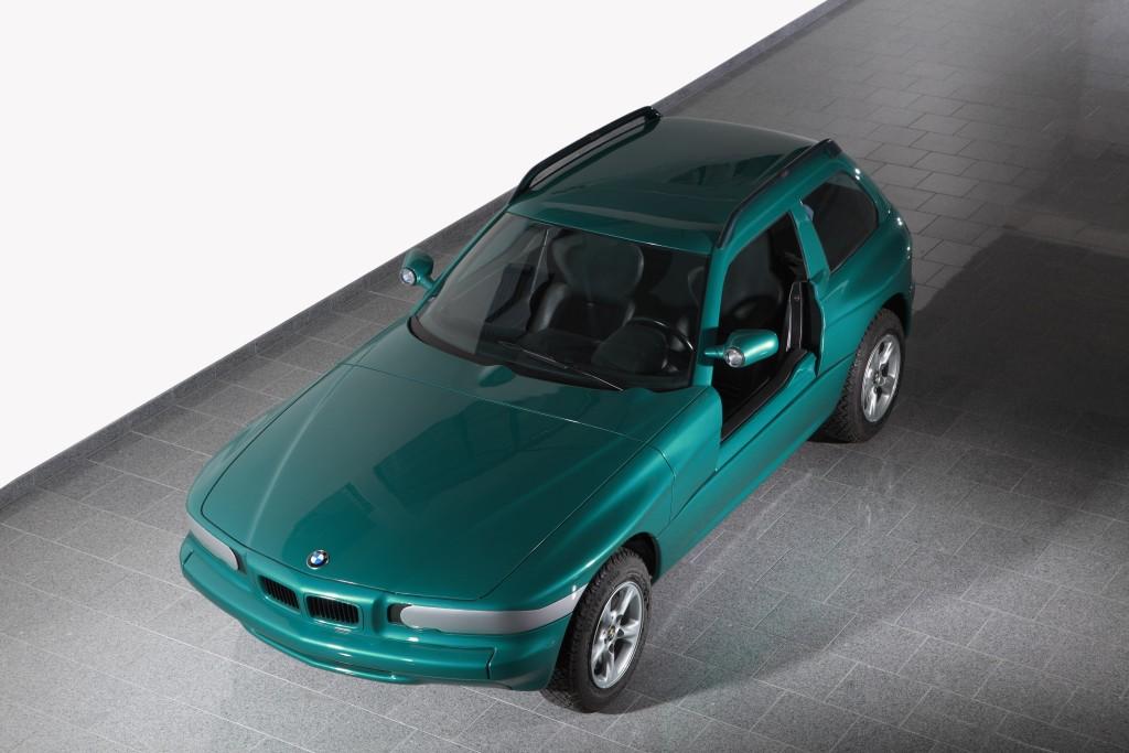BMW Z1 coupe prototype