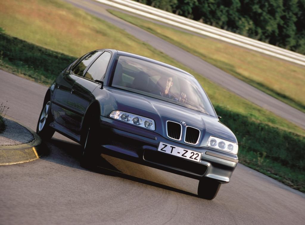 BMW Z22 concept