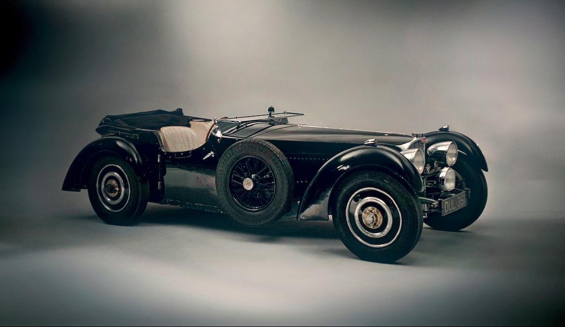 Bugatti 57S 2