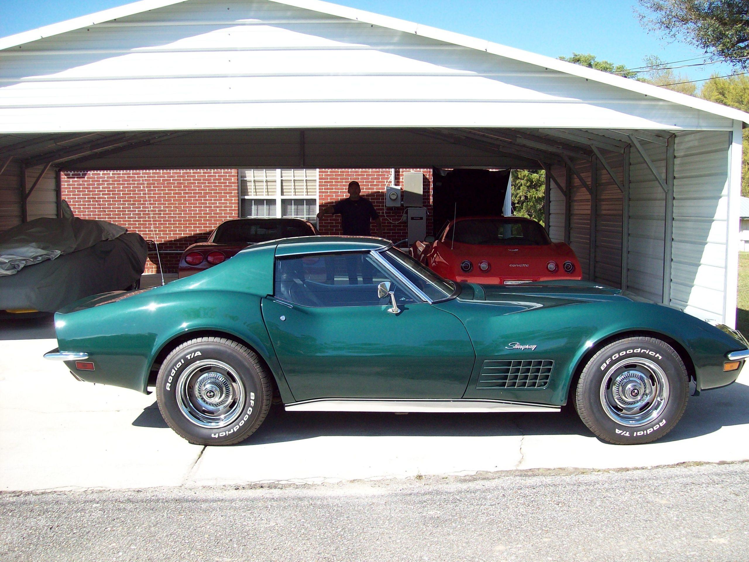 1970-72 chevrolet corvette c3