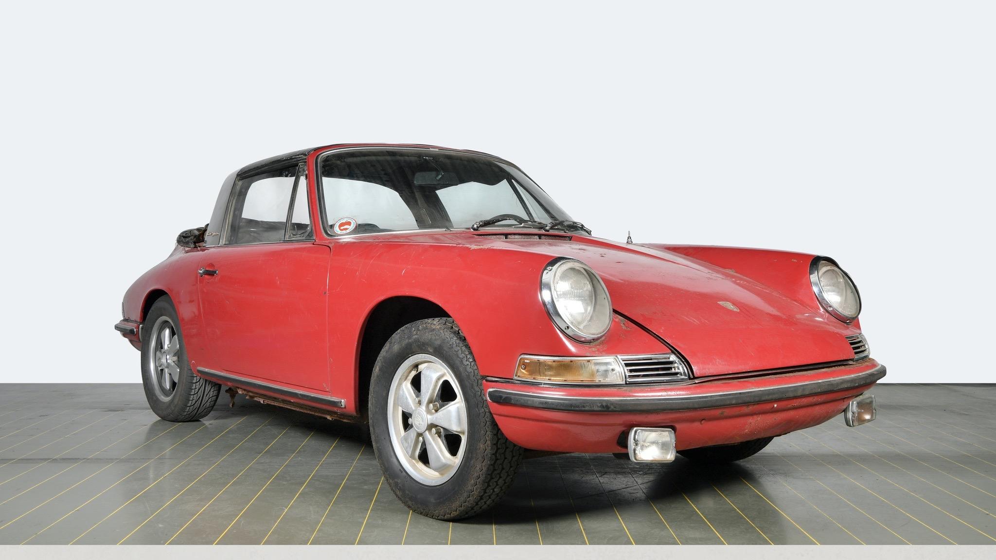 Porsche Classic 911 restoration 2