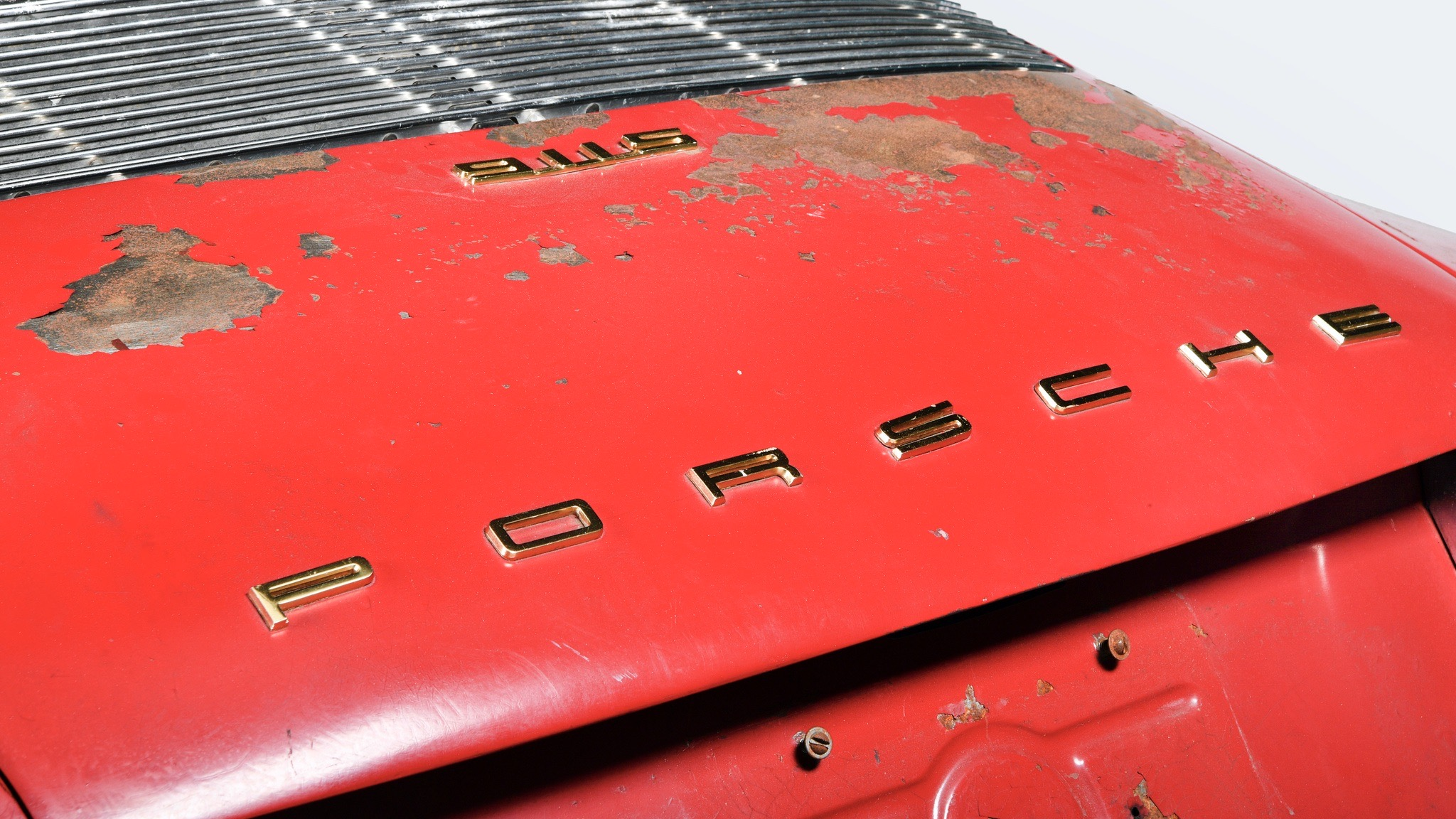 Porsche Classic 911 restoration 4